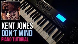 How To Play: Kent Jones - Don