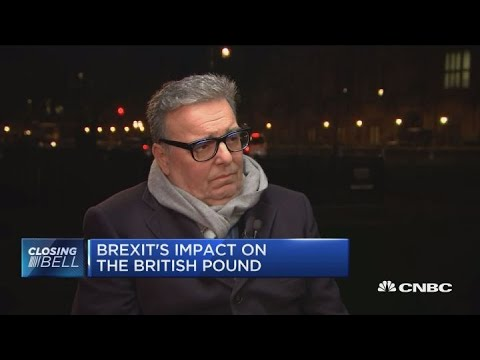 No Brexit deal may send British pound 20 cents lower: Currency strategist