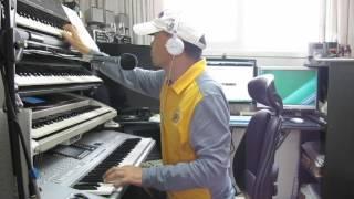 외나무다리외3곡/전자올겐연주/무도사령관