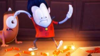 Spookiz | LA COSA ESTÁ QUE ARDE | Dibujos animados para niños | WildBrain
