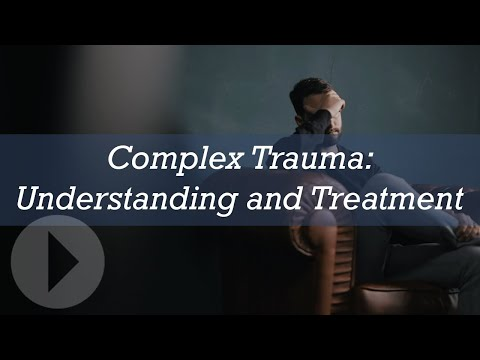Complex Trauma: Understanding and Treatment Diane Langberg