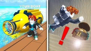 GEKAUFT EIN SUBMARINE! (ROBLOX SCUBA DIVING SIMULATOR)
