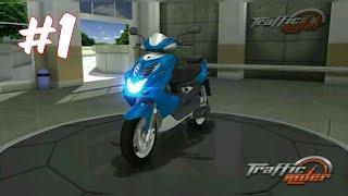 Traffic Rider: Bike Racing Game - Android Gameplay #1