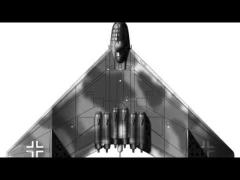 WW2 documentary Arado E 555