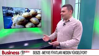 Yaş sebze - meyve fiyatları neden yükseliyor?