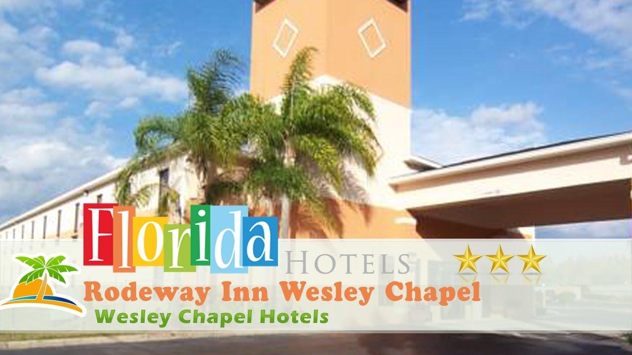 Rodeway Inn Wesley Chapel Hotels Florida