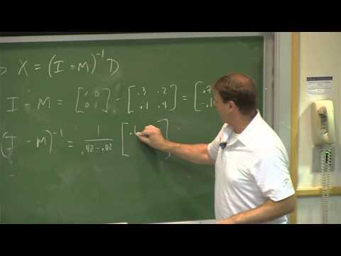 Math 4. Math for Economists. Lecture 05
