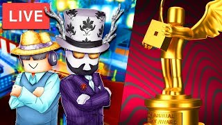 🔴 ROBLOX BLOXY AWARDS LIVE! #BloxyAwards | Roblox Bloxy Awards 2019 | Roblox Jailbreak
