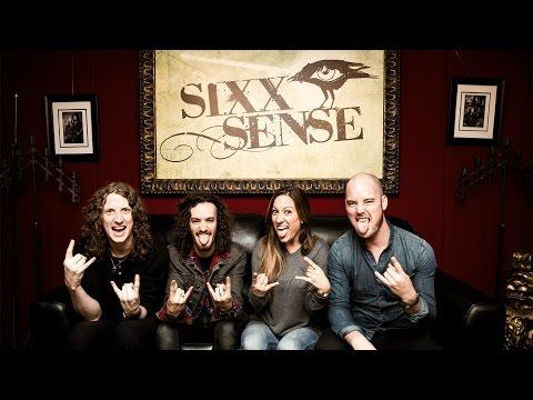 Sixx Sense Interviews RavenEye