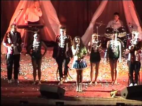 Music video Алина - Лунная Дорожка