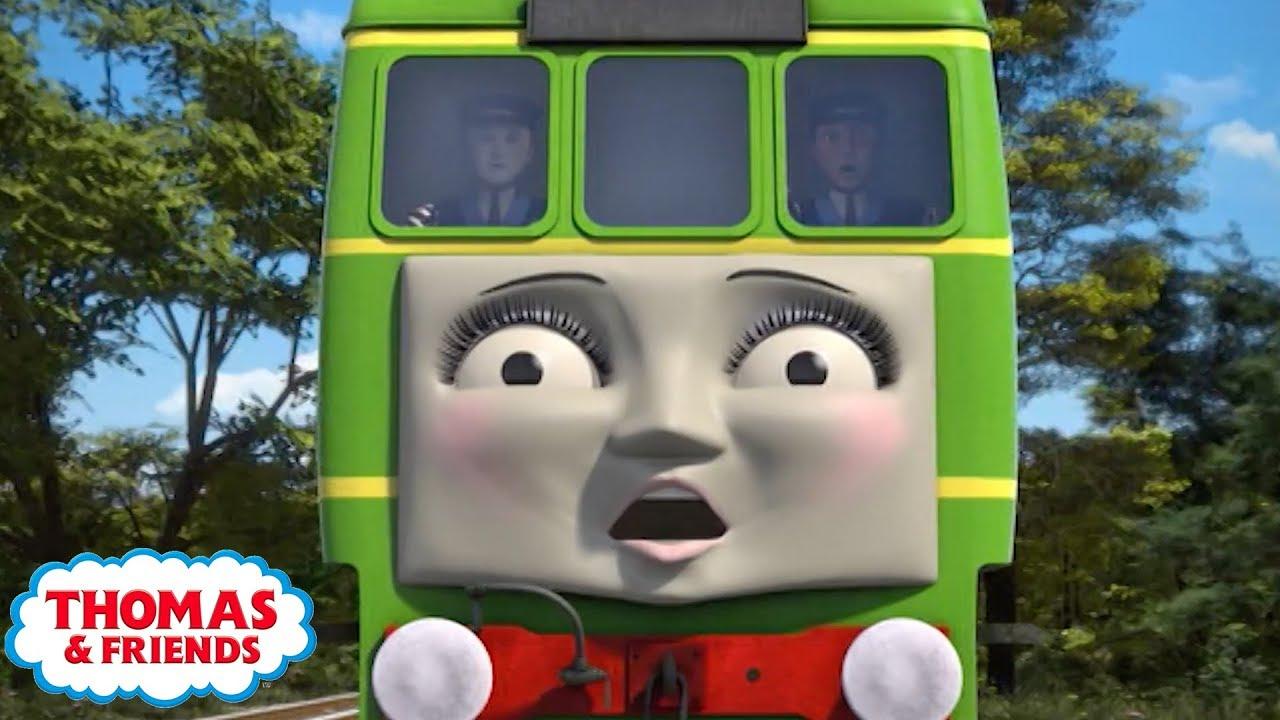 Thomas Friends The Missing Breakdown Train Kids Cartoon