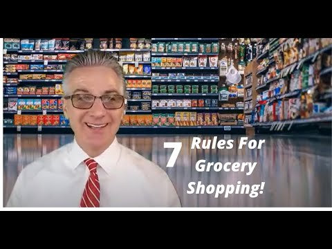 7 Quick & Easy Rules For Safe Grocery Shopping