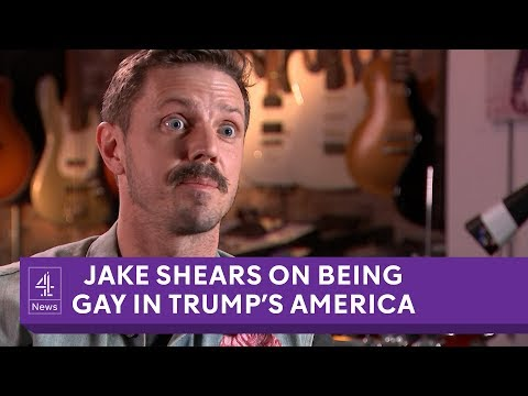 Scissor Sisters' Jake Shears (extended interview): on coming out, LGBT rights and mental health