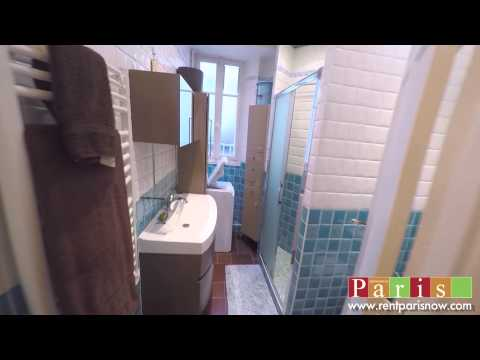 Romantic One Bedroom Apartment for rent in Paris France