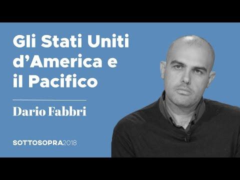 Gli USA e l'Oceano Pacifico come nuovo epicentro globale - Dario Fabbri // Sottosopra
