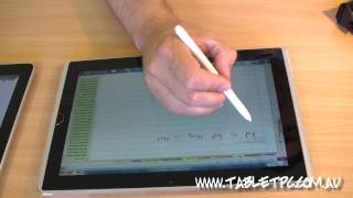 ASUS EP121 Eee Slate Windows 7 Tablet PC -  Part One - iPad Comparisons