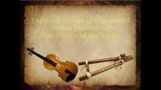 Stand by Me Flute and Violin