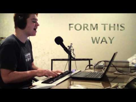 Form This Way  (cover)