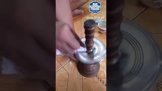 Đánh bóng lư đồng siêu nhanh - Bột chùi đa năng BKF - botlamsach.vn