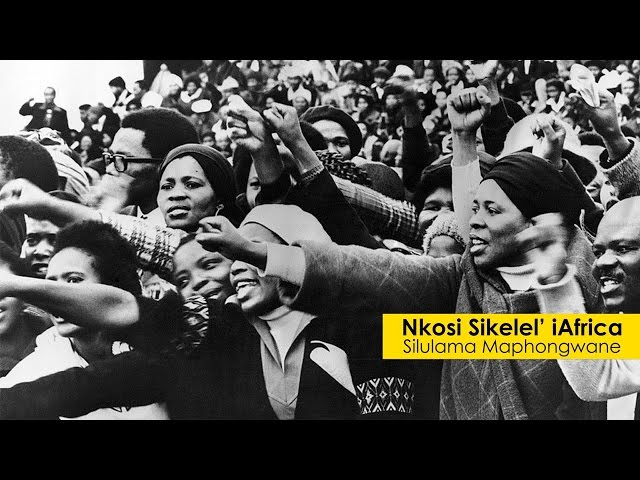 National Anthem of South Africa - Nkosi Sikelel iAfrika (Deus bendiga a Africa) (HD)