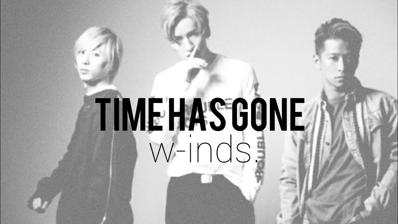 Time has gone lyrics