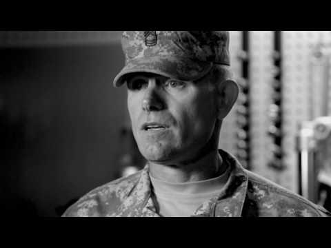 U.S. Army Master Sergeant Alan 'Doc' Cotton 7min