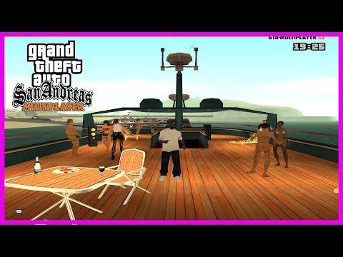 PÁRTY S NPC! (GTA San Andreas Multiplayer #50)