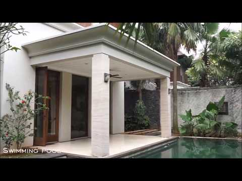 Luxury Resort House for Sale at Cipete, South Jakarta