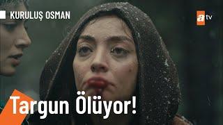 Bala Hatun, Targun Hatun'un elinden kurtuluyor! - @Kuruluş Osman 46. Bölüm