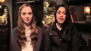 Anubis Unlocked (Season 3) : Tasie Lawrence (Mara Jaffray)