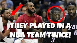 Why LEBRON JAMES and DWYANE WADE Will Destroy The NBA!