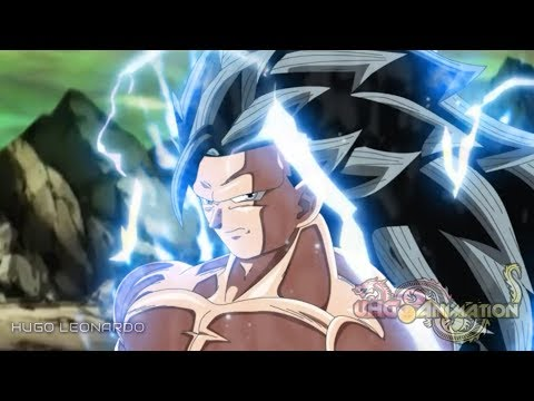 Dragon Ball Super - Goku Ultra Instinct super Ssj 3-  ep 123