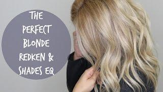Perfect Blonde | Redken