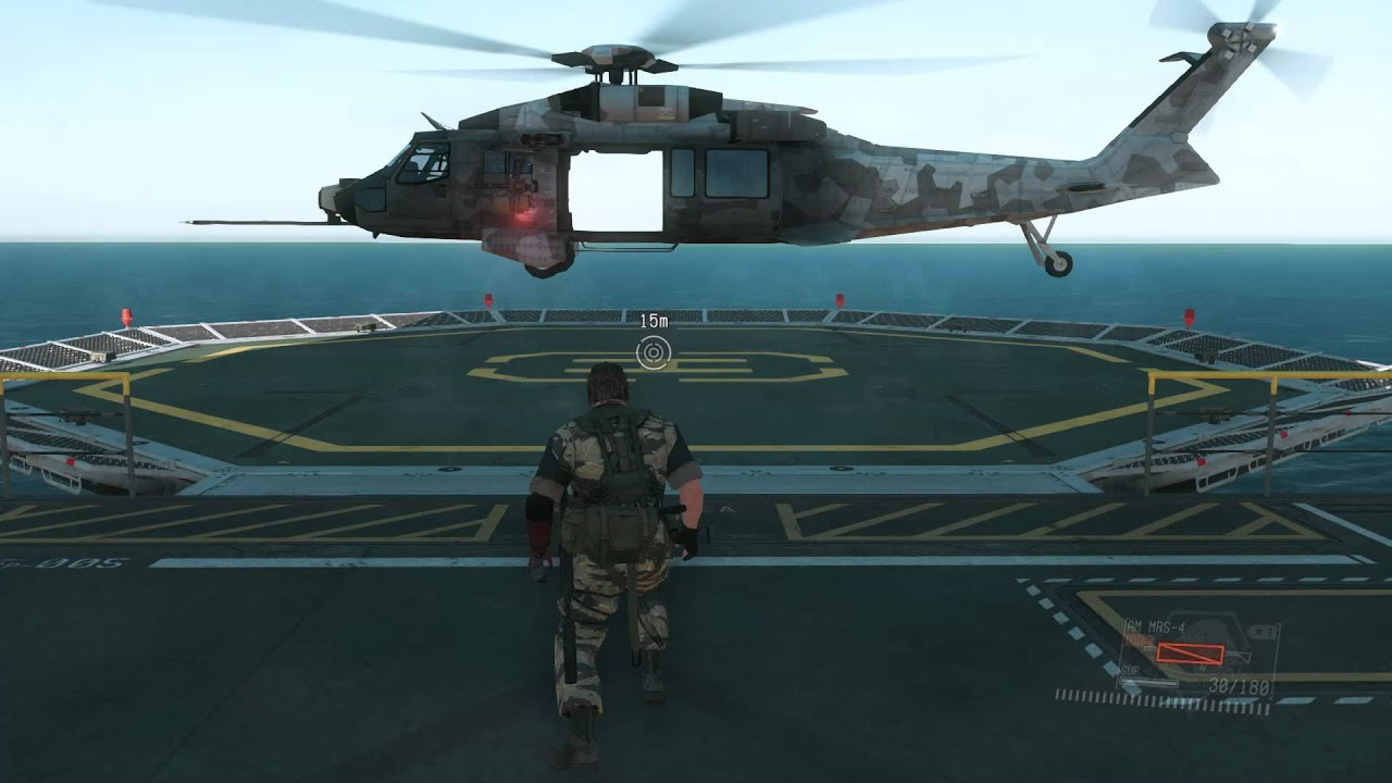 Mgsv Elicottero : Mgsv tpp yet another helicopter music video youtube