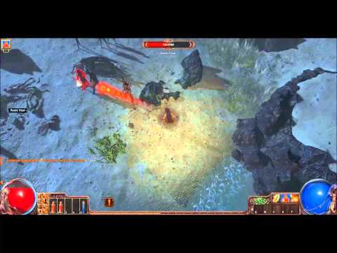 Path of Exile: The new exile and Tidal Island