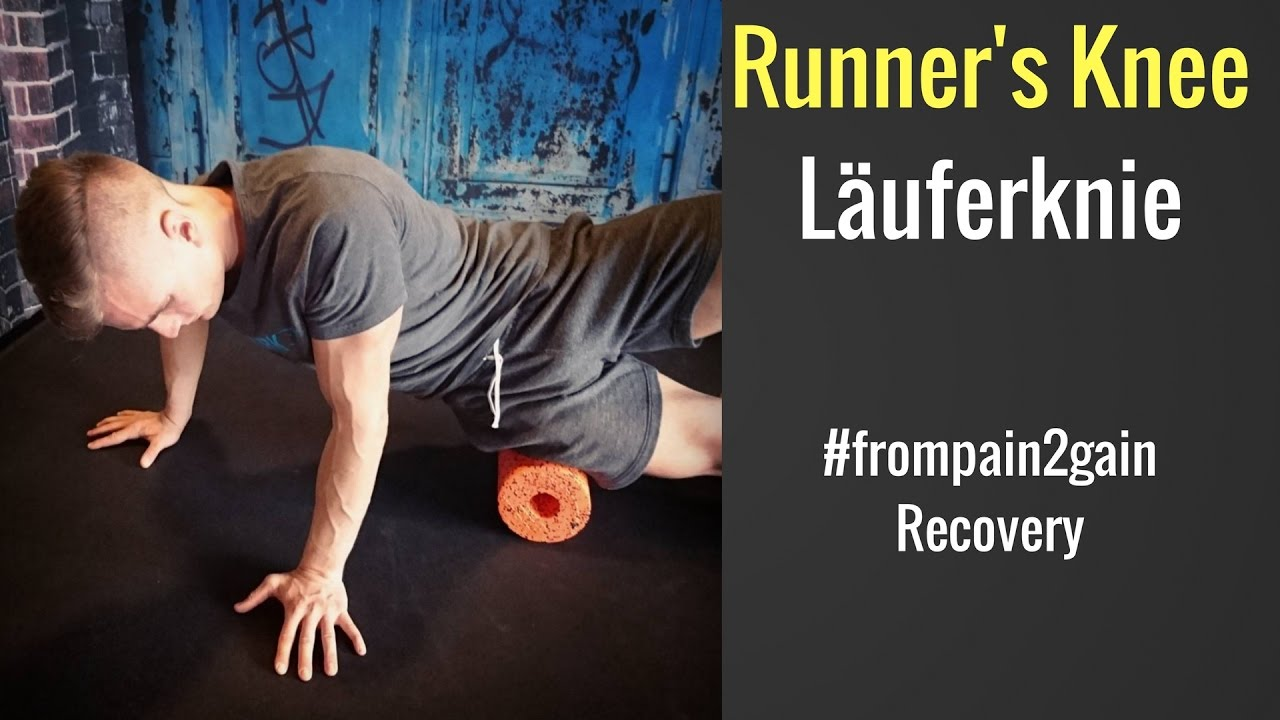 Knieschmerzen: Läuferknie / Runner's Knee (Dehnübungen ...