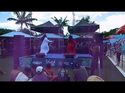 nauru/ozie : island life theme @wet n wild- 25feb2017
