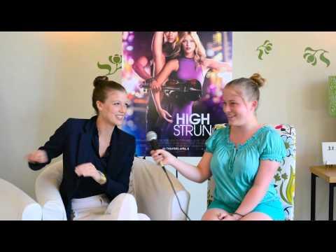 Keenan Kampa Interview at High Strung Movie Press Junket