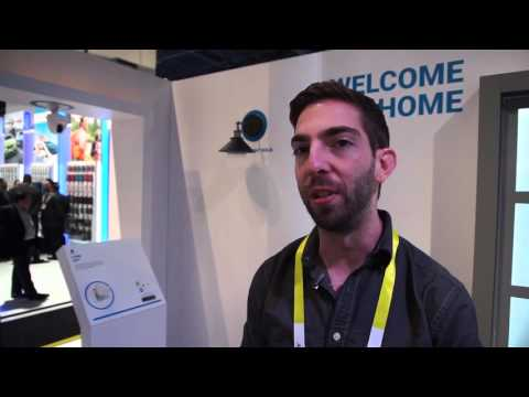 TP-Link SR20 Smart Home Router @ CES 2016