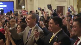 President Trump Celebrates Hispanic Heritage Month