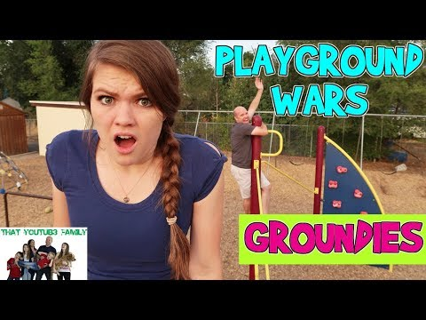 Thumbnail: GROUNDIES - PLAYGROUND WARS / That YouTub3 Family