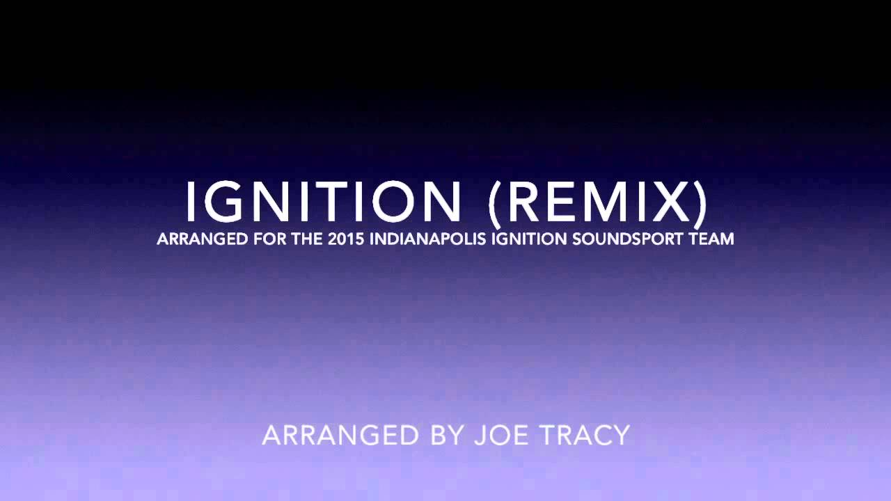 Remix To Ignition R Kelly For Marching Band