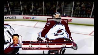 NHL 2K6 (Xbox) Lightning vs Avalanche