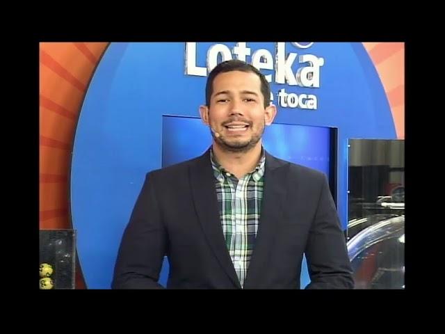 Loteka Lotería Electrónica Sorteo 07:55 PM 08-04-2021