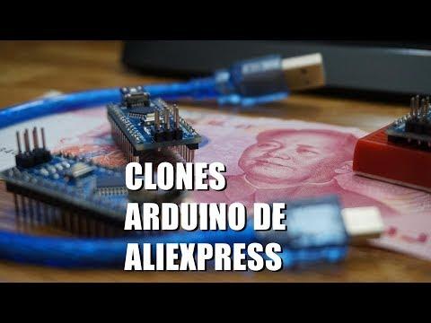 Placas Arduino Compatibles De AliExpress