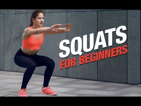 How To Do SQUATS FOR BEGINNERS | Correct Form & Mechanics | STEP BY STEP GUIDE