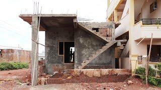 22 × 40 north west vastu house plan  walkthrough