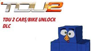 TDU 2 DLC hack Unlock