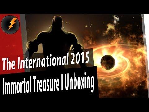 видео: immortal treasure i - Открываем 8 Сундуков the international 2015 unboxing [dota 2]