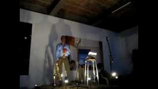 Roscoe Mitchell solo saxophone, live at KRAAKfestival, Belgium, 2012-03-03 [part3/5]